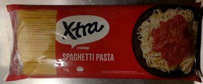 Coop Xtra Spaghetti Pasta - Produit - sv