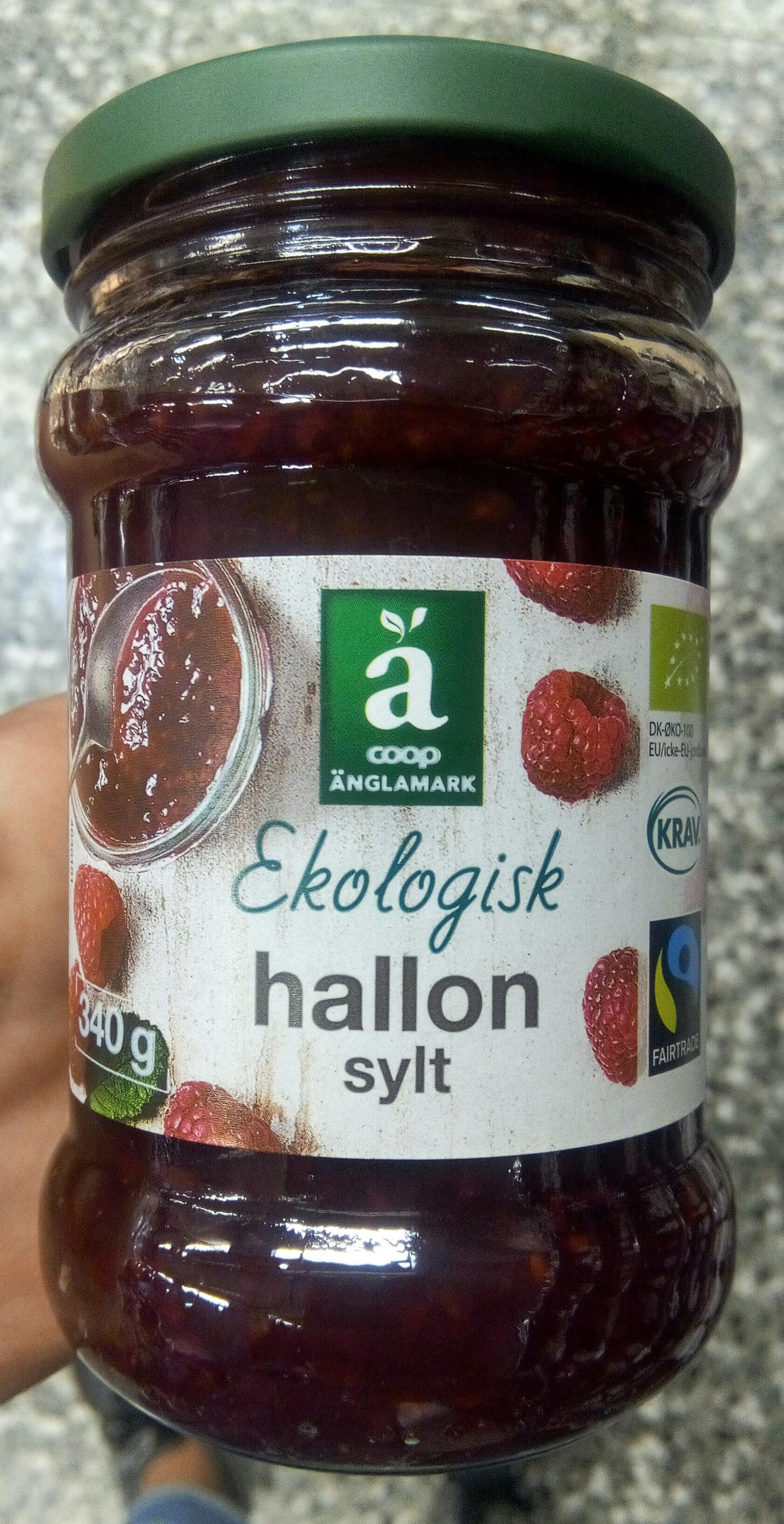 Hallon sylt - Product