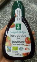 Jordgubbs sylt - Product - sv
