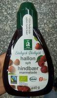 Hallon sylt - Product - sv