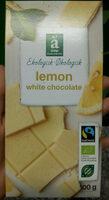 Lemon white chocolate - Product