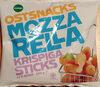 Ostsnacks Mozzarella Krispiga Snacks - Produit