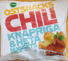 Ostsnacks chili - knapriga & heta nuggets - Product