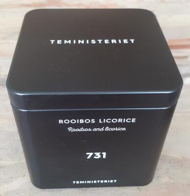 Rooibos Licorice - Prodotto - sv