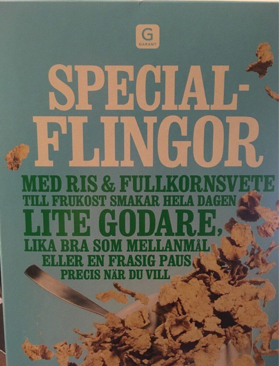 Specialflingor - Produit - sv
