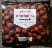 Eldorado Köttbullar - Produit - sv