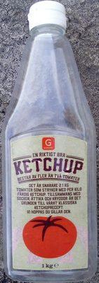 Garant Ketchup - Produit - sv