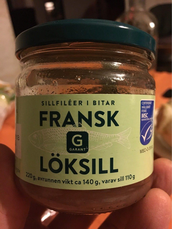 Fransk Loksill - Product