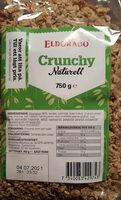 Crunchy Naturell - Produit - sv