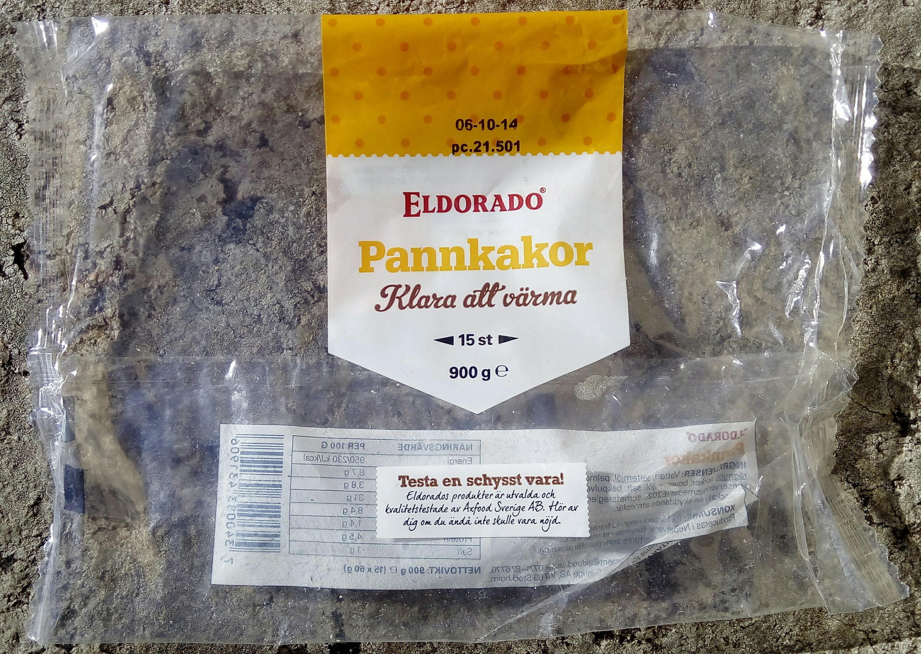 Eldorado Pannkakor - Product