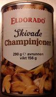 Eldorado Skivade Champinjoner - Produit - sv