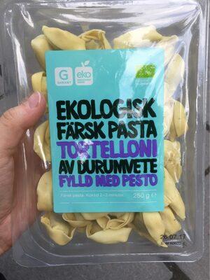 Ekologisk tortelloni fylld med pesto - Produit - sv