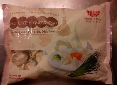 Hofukee dumplings - Produit