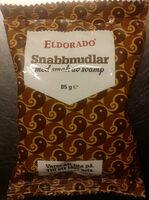 Eldorado Snabbnudlar med smak av svamp - Produit - sv