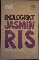 Garant Ekologiskt jasminris - Product