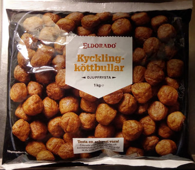 Eldorado Kycklingköttbullar - Product