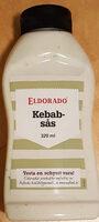Kebabsås - Produit - sv