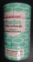 Tonfisk, bitar i solrosolja - Product - sv