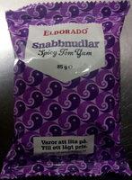 Eldorado Snabbnudlar Spicy Tom Yum - Produit - sv