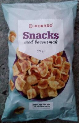 Eldorado Snacks med baconsmak - Produit - sv