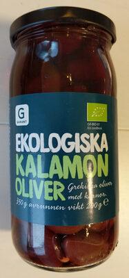 Ekologiska Kalamon Oliver - Produit - sv