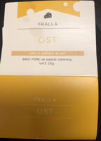 Fralla ost - Product