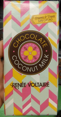 Chocolate coconut milk - Product