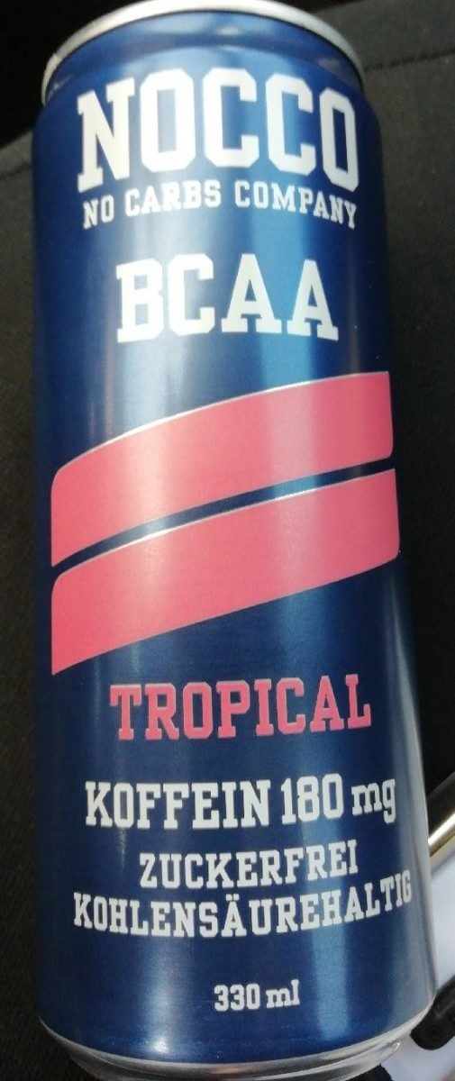 BCAA Tropical - Product