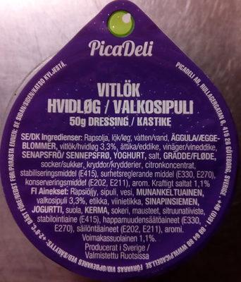 PicaDeli Vitlök - Produit - sv
