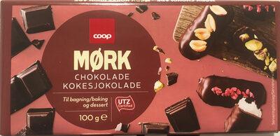 Mørk Kokesjokolade - Product - nb