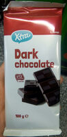 Dark chocolate - Produit - sv