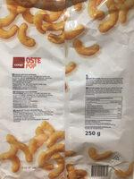 Ostepop crispy & tasty - Ingrediënten - nb
