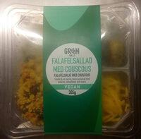Greendeli Falafelsallad med couscous - Produit - sv