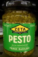 Pesto - Product