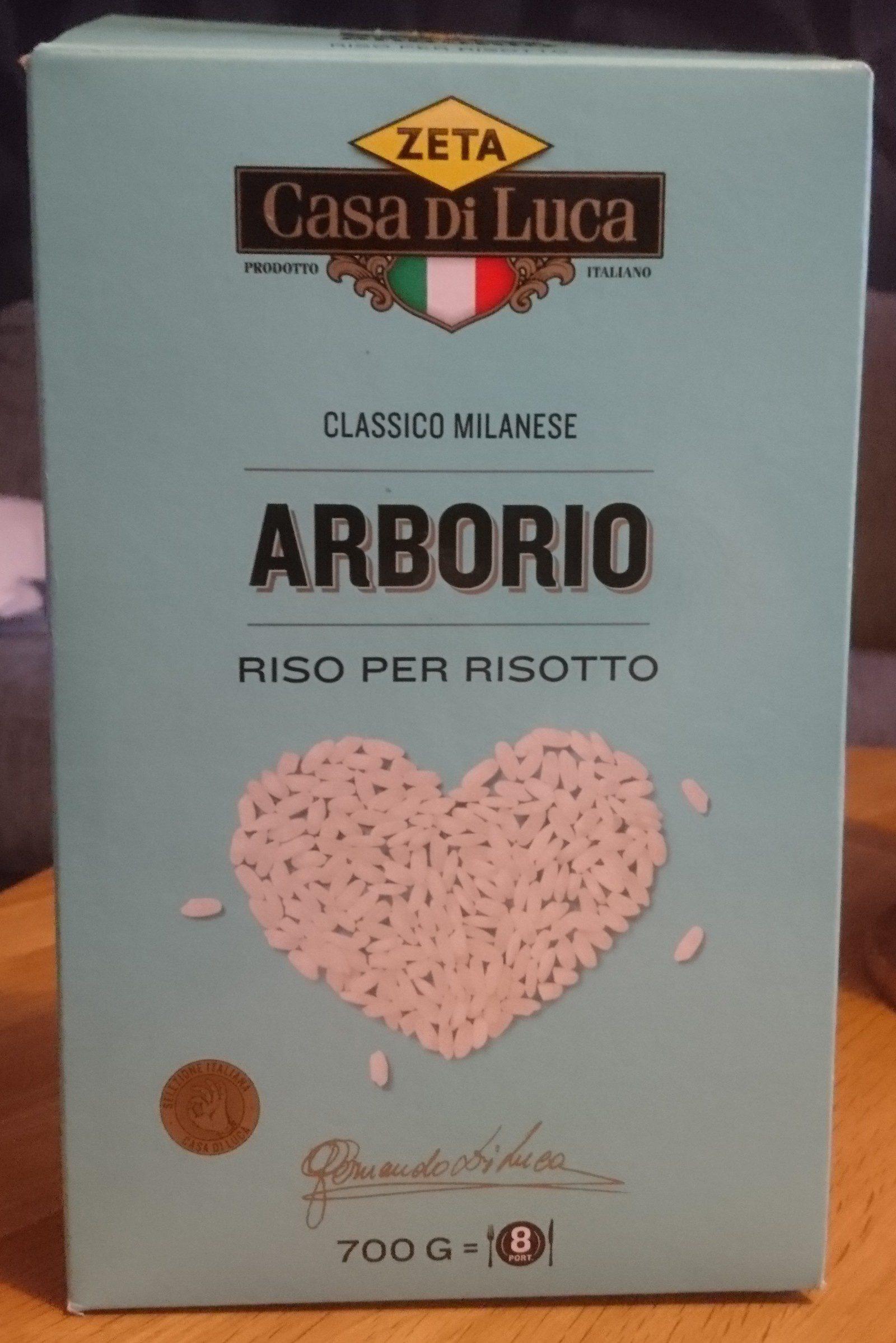 Arborio - Product