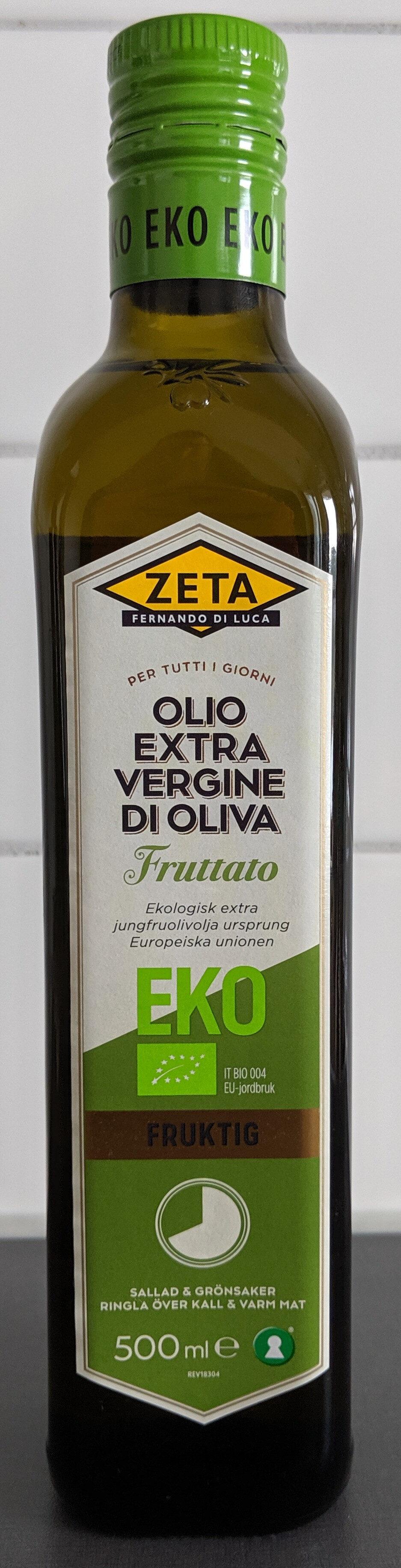 Olio Extra Vergine Do Oliva - Product