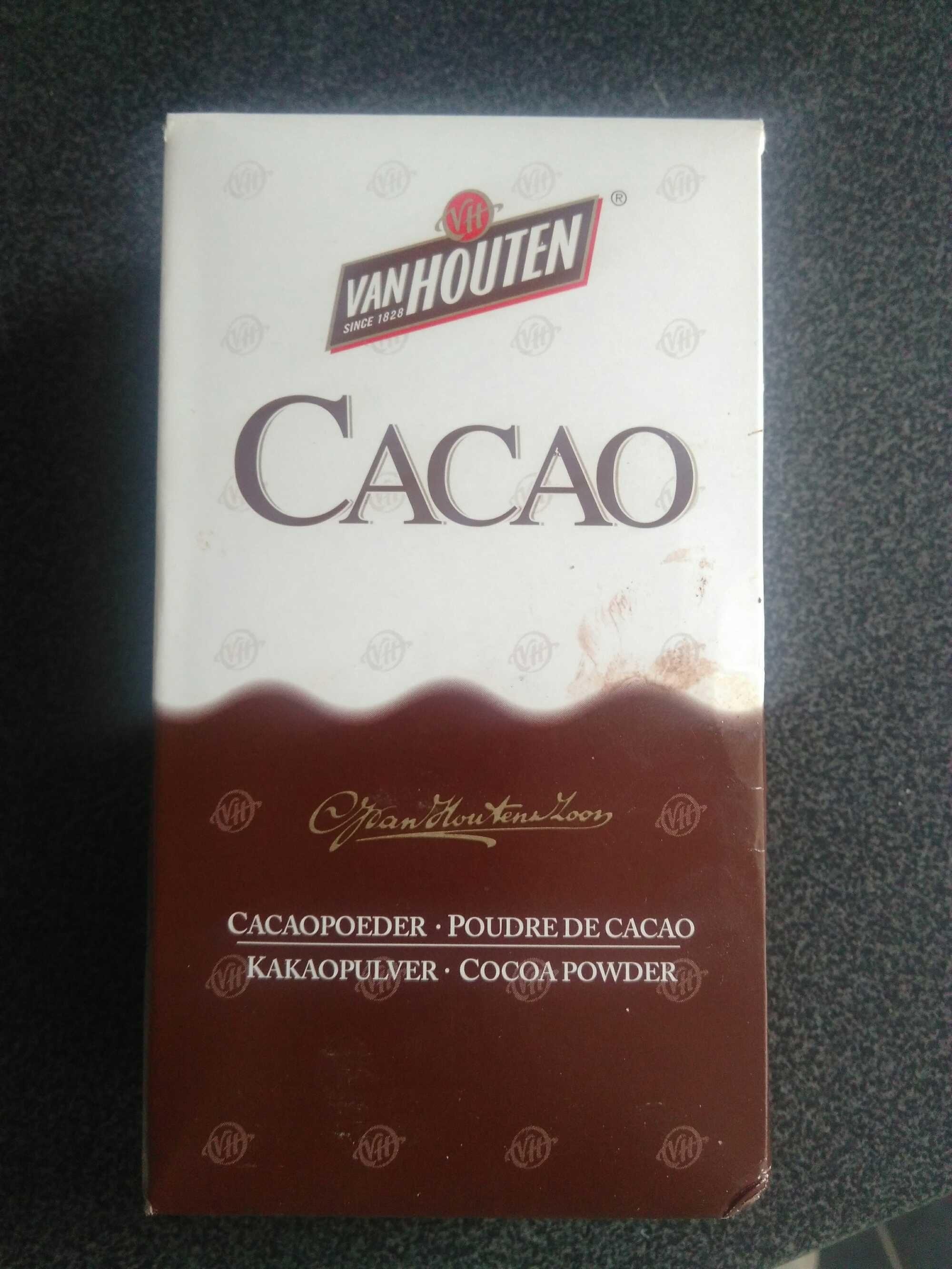 Cacao En Poudre Naturel 125gr Sans Sucre. - Product - fr