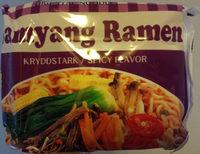 Samyang Ramen Kryddstark - Product - sv