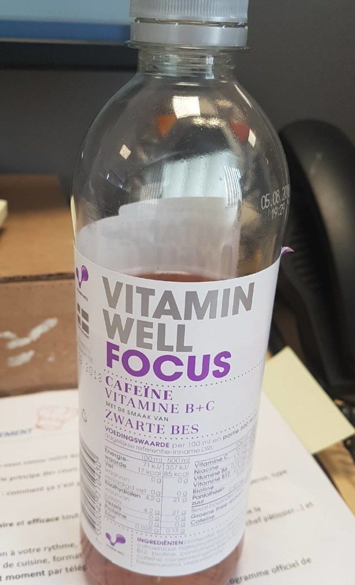 Vitamine well - Product