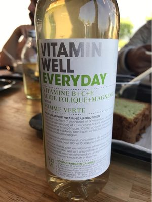 Vitamin Well Everyday - Product