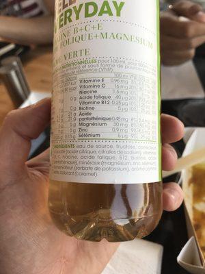 Vitamin Well Everyday - Ingredients