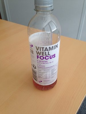 Vitamin well focus - Product