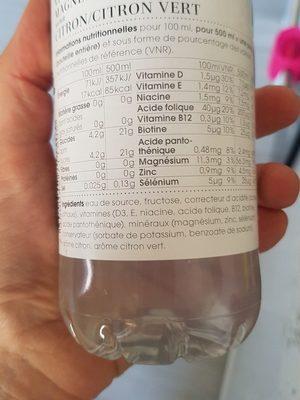 Vitamin well reload - Ingrédients