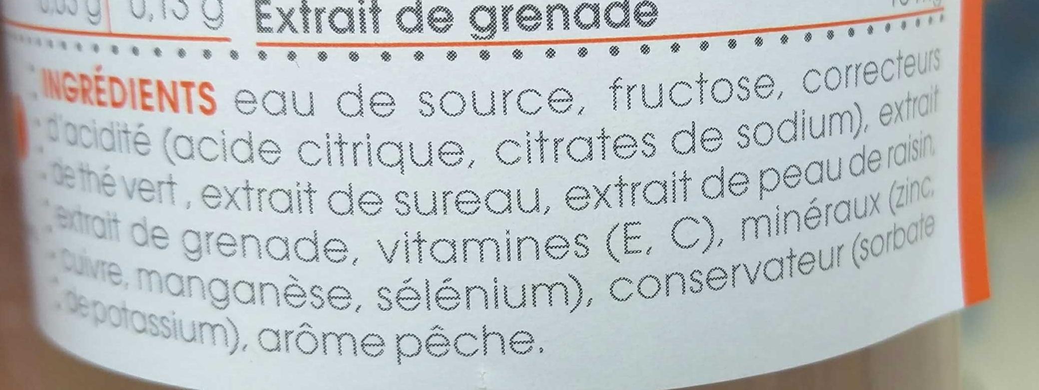 vitamin well ingredienser