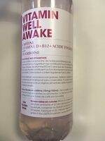 Vitamin well awake - Produit - fr