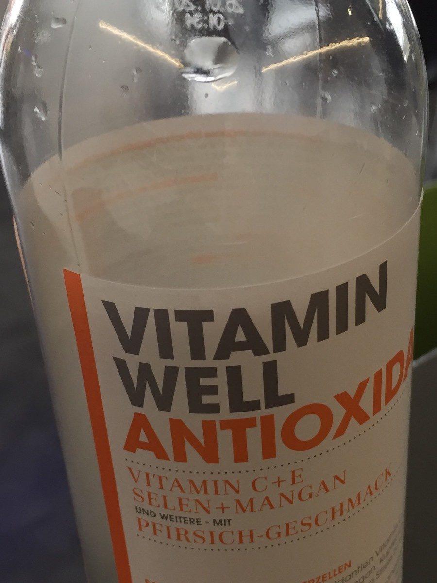 Vitamin Well Antioxidant - Produkt