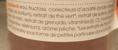 Vitamin Well Antioxidant - Ingrédients - fr
