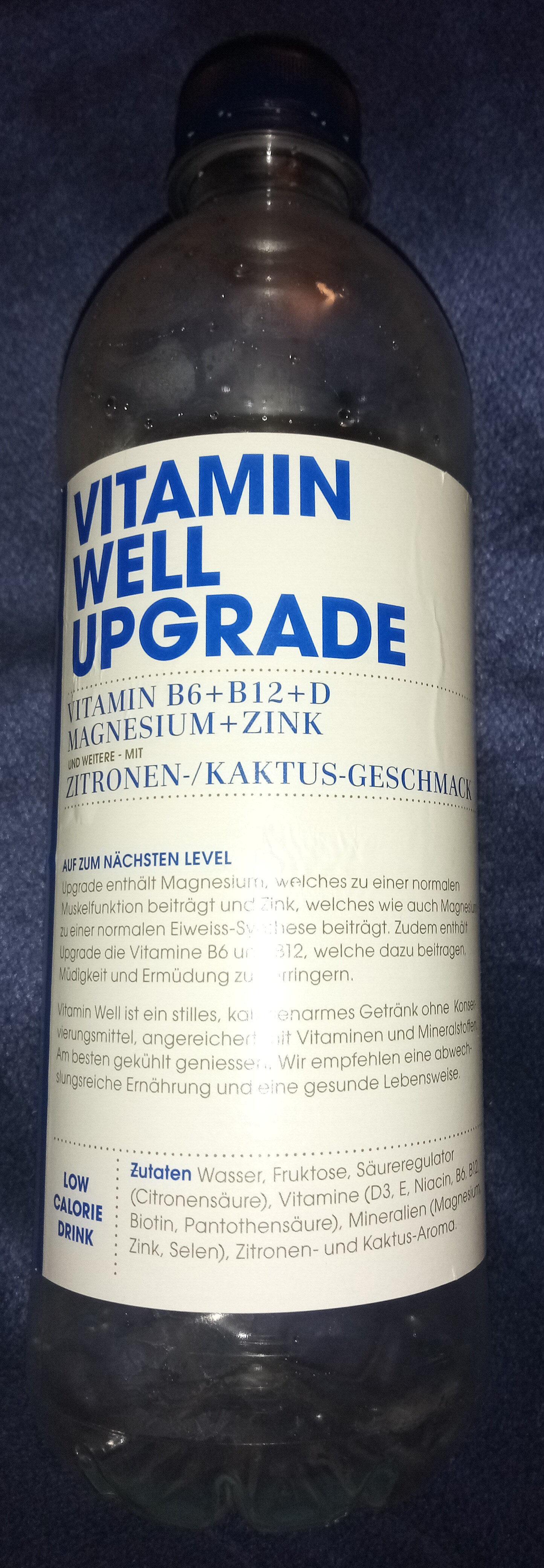 Vitamin Well Upgrade - Prodotto - de