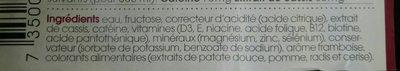 Vitamin Well Upgrade - Ingrédients - fr