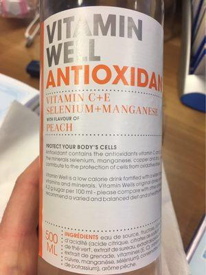 Antioxidant - Product
